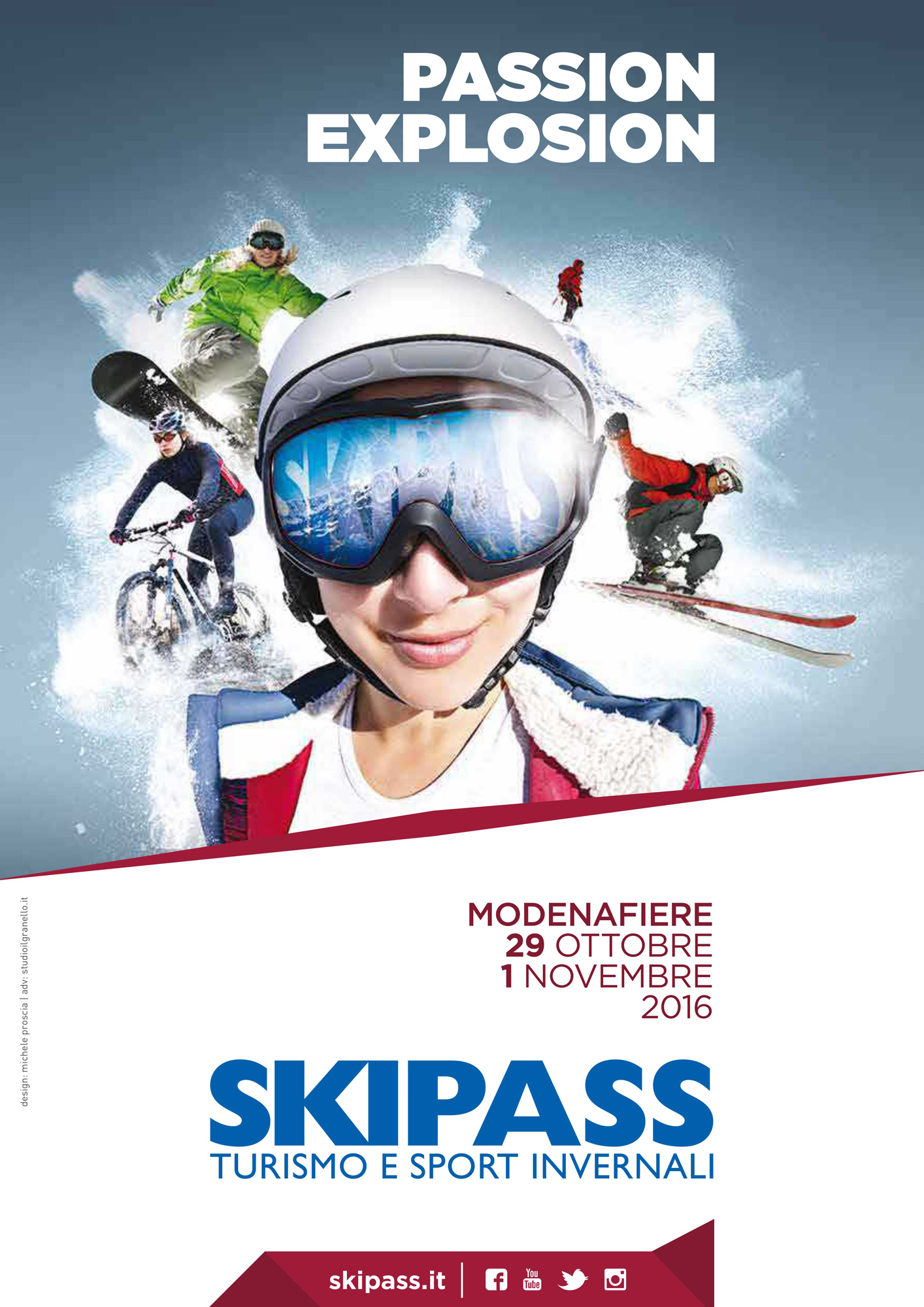 Sport4Trade – Inserto Skipass – 2016